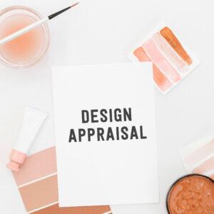 design appraisal package illustration