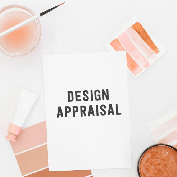 design appraisal package illustration