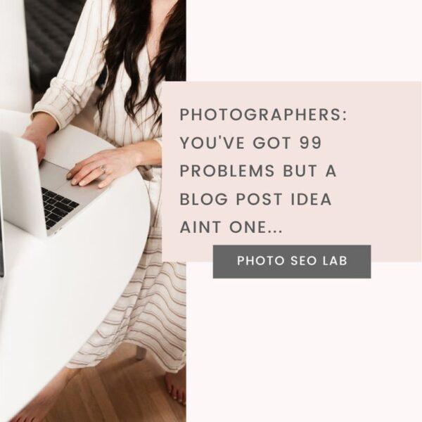 photography blog post ideas illustration